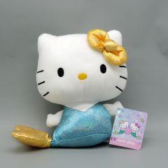 Hello Kitty Meerjungfrau 20 cm - Türkis