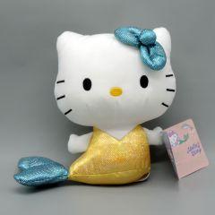 Hello Kitty Meerjungfrau 20 cm - Gelb