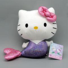 Hello Kitty Meerjungfrau 20 cm - Lila