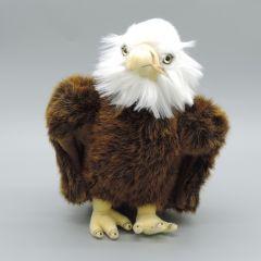 Weißkopfseeadler, Adler Plüschtier stehend