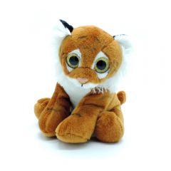 Raubkatzen Baby Tiger sitzend