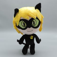 Miraculous Cat Noir Puppe - Vorderansicht