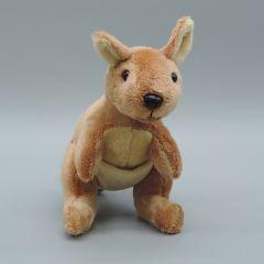 Plüsch Känguru stehend 17 cm hoch