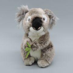 Plüsch Koalabär mit Eukalyptus