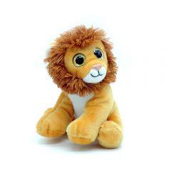 Raubkatzen Baby Löwe sitzend