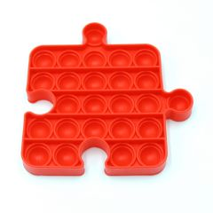 POP Fidget - Puzzle Rot - Pop it Push