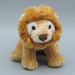 Kleiner Plüsch Löwe