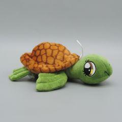 Schildkröte Stofftier mit lustigen gestickten Augen