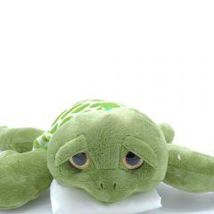 Glubschaugen Schildkröte grün 24 cm
