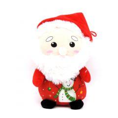 Weihnachtsplüschtiere Weihnachtsmann